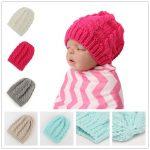 Bnaturalwell neugeborenen hut, häkeln muster, Baby mädchen beanie hut  Neugeborenen outfit Winter warme mütze
