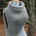 Knitting Pattern Katniss Cowl Huntress Vest | Etsy