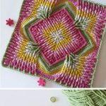 Crochet Cal Tutorial - Design Peak