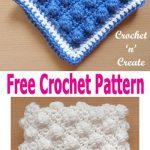 Scrubby Dishcloth UK Free Crochet Pattern | Moogly Community Board |  Pinterest | Häkeln, Häkeln crochet and Stricken