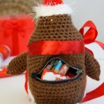 Geschenke häkeln | Geschenkverpackung selbst häkeln