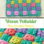 36 Crochet Pot Holder Hotpad Free Patterns | Free Pattern | Häkeln,  Topflappen häkeln, Häkeln muster