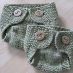 Free Pattern: Little Seedling Soaker by Christine Blyden