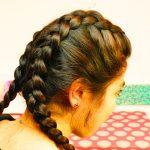 Boxer Braids Tutorial deutsch   lange Haare flechten   long Hair Hairstyle    Sommer Trend Idee - YouTube