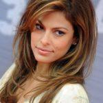 /Eva-Mendes love her hair Haar Schals, Haarfarben, Haar Und Beauty,