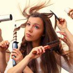 Tipps fürs Haare stylen und gesunde Kopfhaut