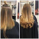 Tipps zur Verwendung von Haarverlängerungen vor und nach