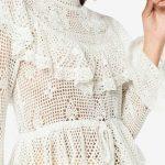 Häkelbluse | Kivoja virkkausohjeita | Crochet,Crochet clothes ja
