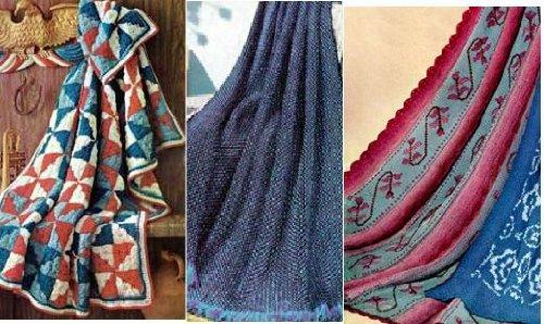 Die besten Designer häkeln   afghanische Muster