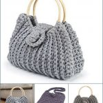 Crochet Patterns Bag Wonderful DIY crochet Harriet bag with free
