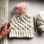 HÄKELN Sie Muster Everest Häkelanleitung Mütze häkeln Hut | Etsy