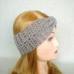 Häkeln Sie Stirnband für Frauen. Turban-Style geknotet | Etsy