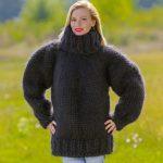 handgestrickte pullover 20 strands by SuperTanya