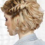 Kurze Frisuren für die Heimkehr #frisuren #heimkehr #kurze