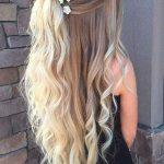 Lange Frisuren für die Heimkehr #frisuren #heimkehr #lange