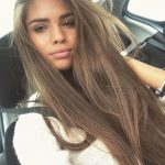 18 hellbraune Haarfarbe für einen coolen und charmanten Look – Madame … –  Ladies …