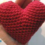 Großes Herz häkeln
