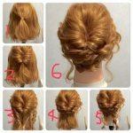 Elegante Frisuren für kurze Haare Hochsteckfrisuren - Neu Frisuren