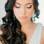 Mit Ihrem Hochzeitshaar und   Make-up sehen Sie an Ihrem besonderen Tag umwerfend aus
