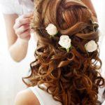 Hochzeitsfrisuren lange Haare - Bildergalerie Hochzeitsportal24