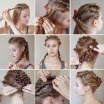 Hochsteckfrisuren lange Haare: 5 einfache Hochsteckfrisuren