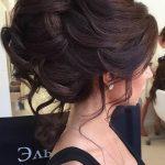 20+ erstaunliche lange Haare Hochsteckfrisuren | Wedding | Pinterest
