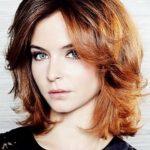 Damen mittlere Länge Haarschnitte | Neue Besten Haare Frisuren ideen