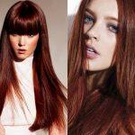 Edle Mahagoni Haarfarbe – Nuancen, Styling Ideen und Pflegetipps