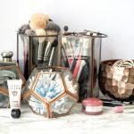 Glamourös und organisiert:   Ideen für die Aufbewahrung von Make-up