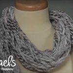 Arm Knitting: Scarf | Michaels