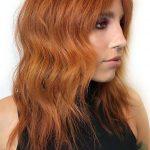 Feathery Ginger Waves, Gefiederte Ingwerwellen