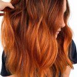 Campfire Ginger Hair, Lagerfeuer-Ingwer-Haar