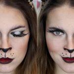 Last Minute KARNEVAL Makeup KATZE | Pia Pietsch