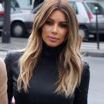 Erstaunlich schöne Kim   Kardashian Frisuren