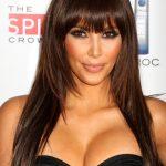 Kim Kardashian - promi-Frisur zum Ausprobieren