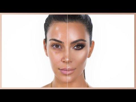 Kennen Sie die Geheimnisse von Kim Kardashian Make Up