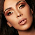Kim Kardashian for KKW Beauty. Photo: Greg Swales/KKW Beauty