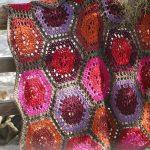 Kostenlose Häkelanleitung   Häckel Decken u Kissen   Pinterest