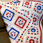 Granny Square Afghan By crochetgal - Purchased Crochet Pattern