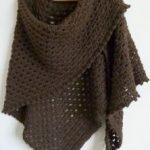 Crochet a Hug Shawl   free pattern