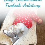 Baby-Chucks häkeln - kostenlose Anleitung ⋆ GutenTagFrauAuge