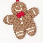 Kostenlose Häkelanleitung | weihnachten | Pinterest | Häkeln