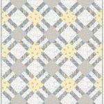 free quilt pattern = Cracker Lattice quilt at Camelot Fabrics