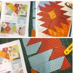 Free IKAT Jelly Roll pattern from Zen Chic for download Biskuitrolle Quilt  Muster, Anfänger-