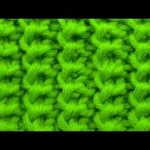 Strickmuster * IDEAL FUER ANFAENGER * - YouTube