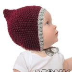 Baby - Zwergenmütze | caciulita | Crochet baby hats, Crochet baby
