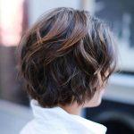 20 kurze Haarschnitte für welliges dickes Haar » Frisuren 2019 Neue