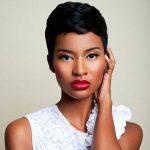 23 süße kurze Frisuren für schwarze Frauen | Kurze Frisuren 2017