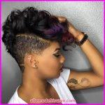 Beneidenswerte kurze Frisuren   für schwarze Frauen