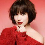 10 stilvolle kurze Bob Haarschnitte, die Ihre Gesichtsform